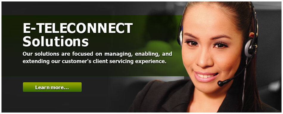 E-Teleconnect Solutions